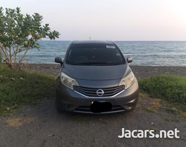 Nissan Note 1,5L 2013-1