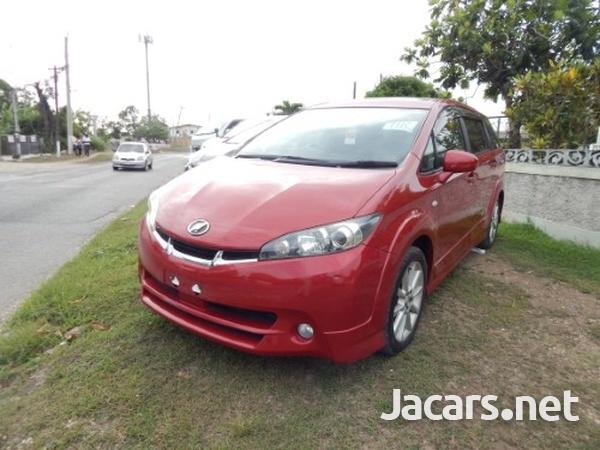 Toyota Wish 1,8L 2010-3