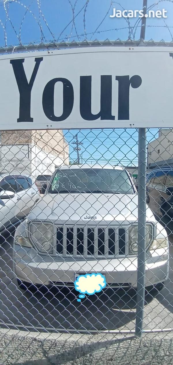 Jeep Liberty 3,7L 2008-1