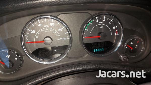 Jeep Wrangler Sport Unlimited 3,6L 2012-3