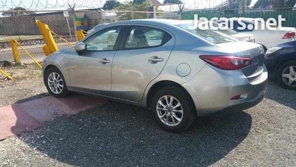 Mazda 2 1,4L 2016-2