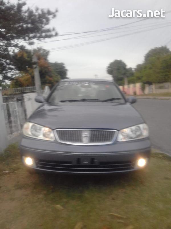 Nissan Sunny 1,6L 2003-7