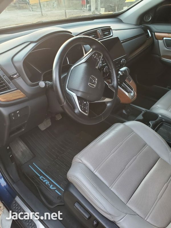 Honda CR-V 1,5L 2017-8