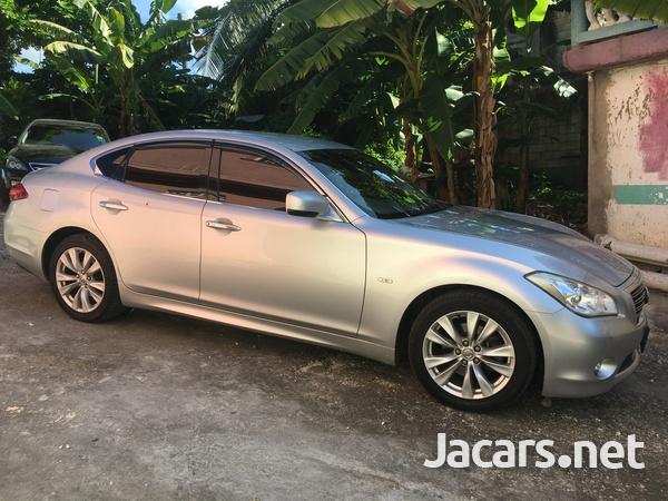 Nissan Fuga 1,4L 2012-14