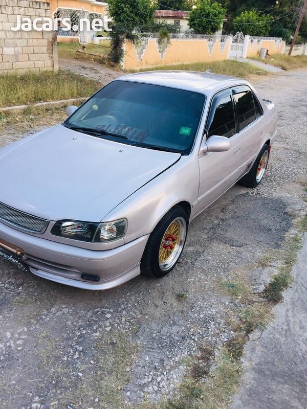Toyota Corolla 1,5L 1998-2