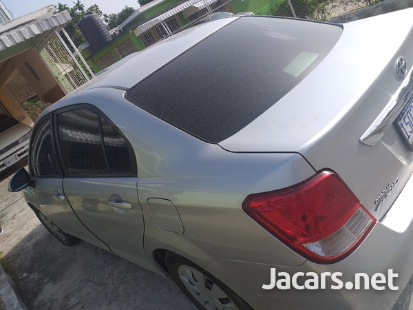 Toyota Axio 2,1L 2014-6