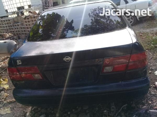 Nissan Sunny 1,3L 1997-2