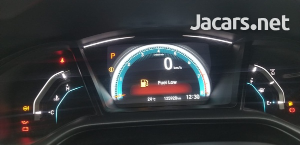 Honda Civic 2,0L 2018-9