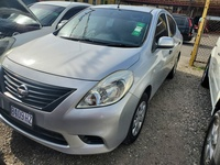 Nissan Latio 1,9L 2013