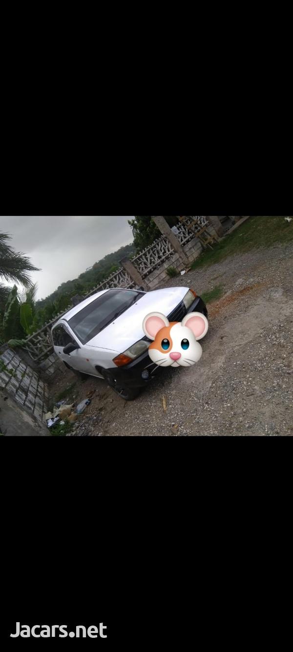 Nissan AD Wagon 1,5L 2008-1
