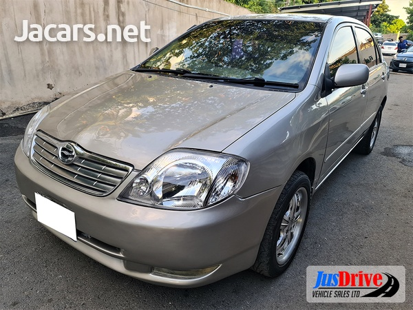 Toyota Corolla 1,5L 2002-3