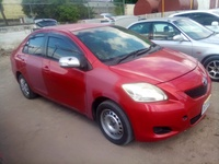 Toyota Belta 1,5L 2010