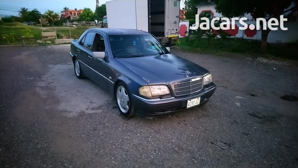 Mercedes-Benz C-Class 2,8L 1999-1