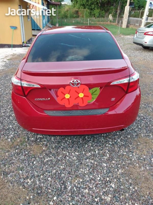 Toyota Corolla 1,8L 2014-2