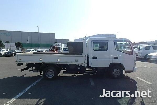 2005 Mitsubishi Canter Double Cab Truck-3