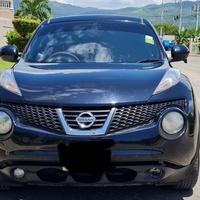 Nissan Juke 1,6L 2013