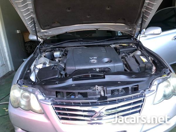 Toyota Mark X 2,5L 2008-12