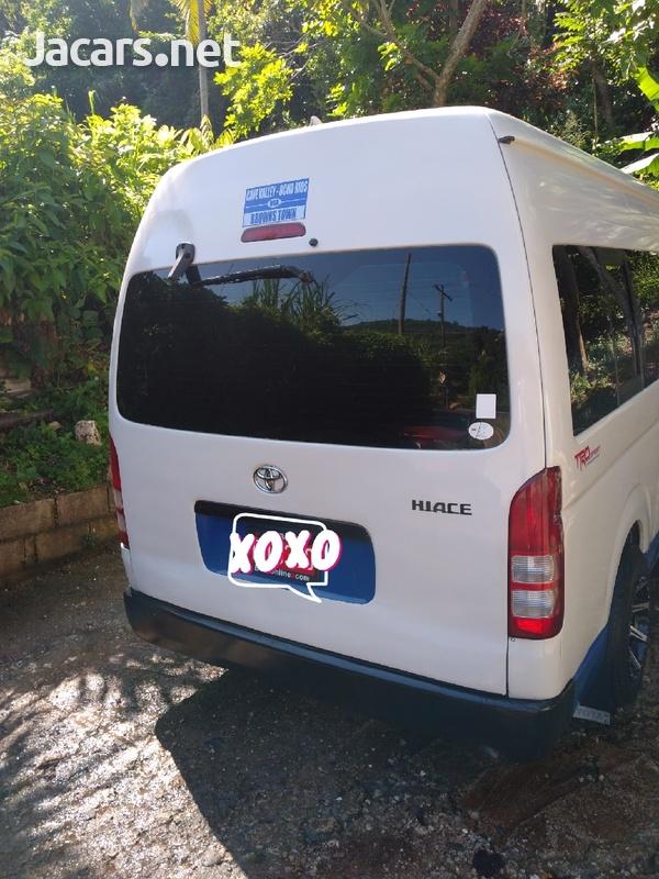 2006 Toyota Hiace Bus-2