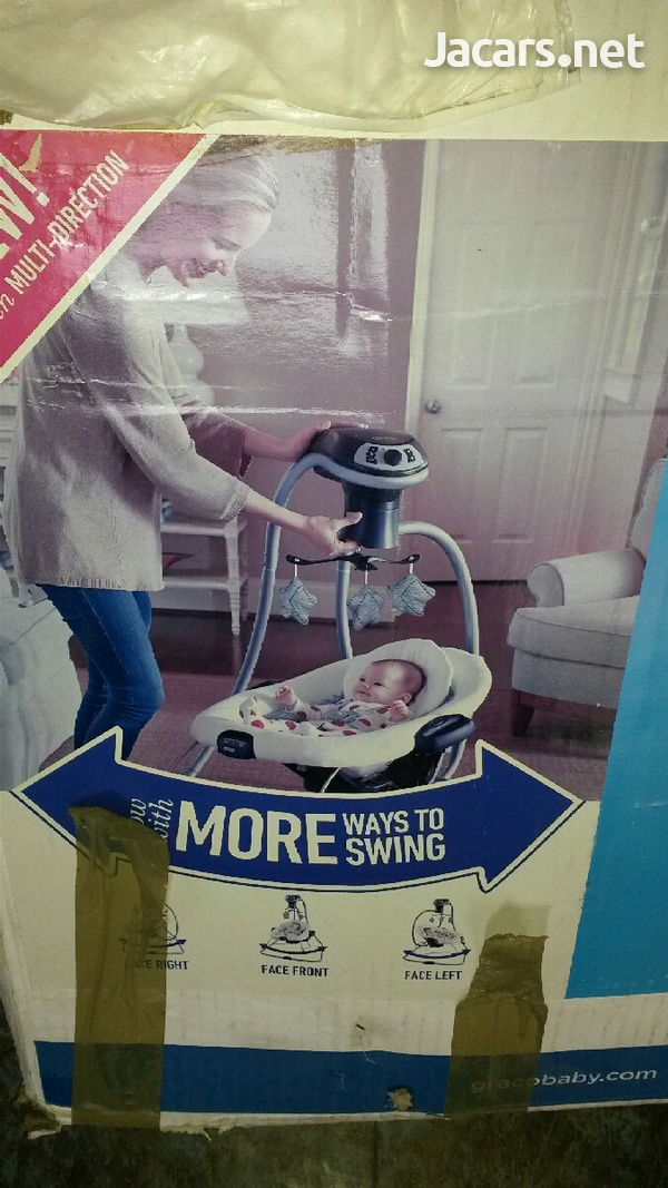 Baby sleep swing-1