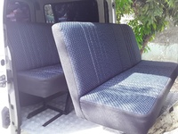 Passenger Seats for Hiace and Nissan Caravan