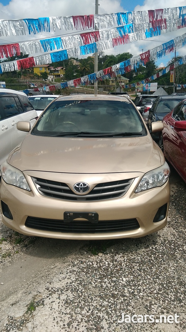 Toyota Corolla 1,5L 2012-1