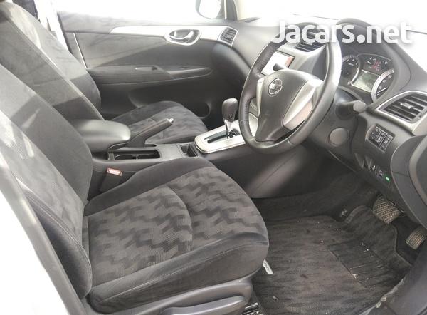 Nissan Sylphy 1,8L 2016-11