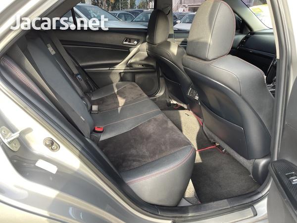 Toyota Mark X 3,5L 2013-8