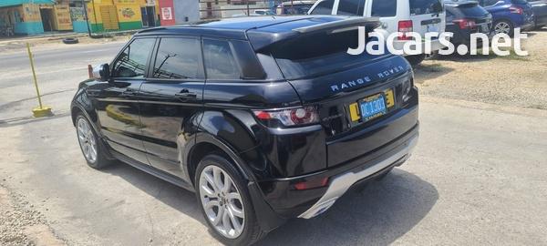 Land Rover Range Rover Evoque 1,9L 2012-4