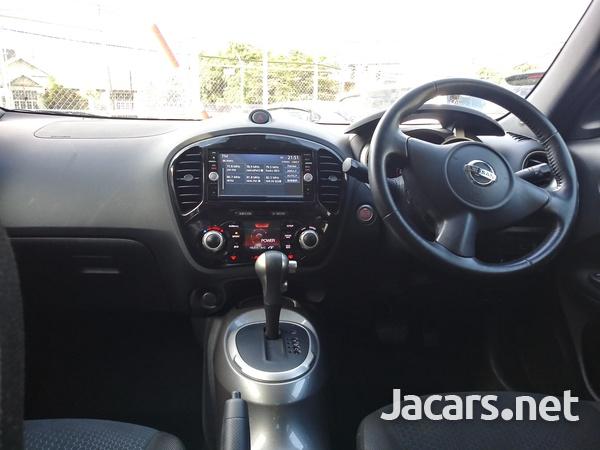 Nissan Juke 1,6L 2016-8