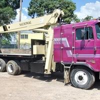 2000 Kenworth Boom Truck National Crane