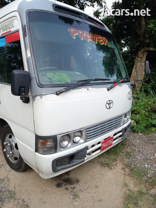 Toyota Coaster Bus-10