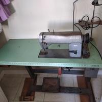 Industrial sewing machine was 65k