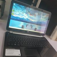 Hp pavilion smartouch laptop