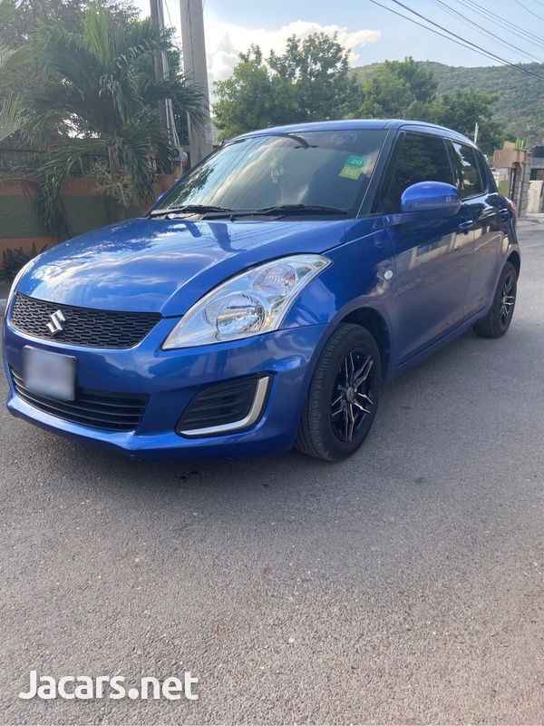 Suzuki Swift 1,3L 2013-3