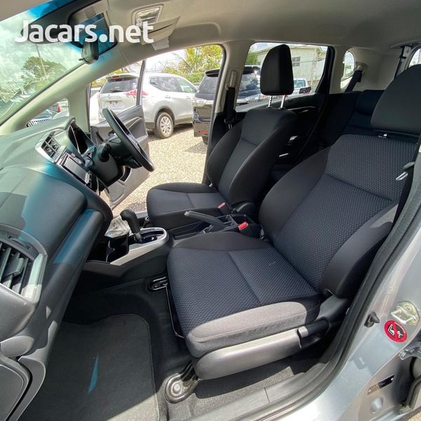 Honda Fit 1,3L 2018-12