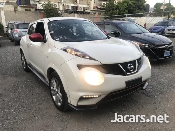 Nissan Juke 1,6L 2013-1