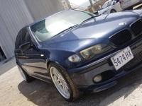 BMW 3-Series 2,4L 2003