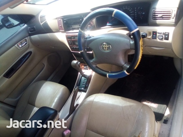 Toyota Corolla Altis 1,6L 2004-8