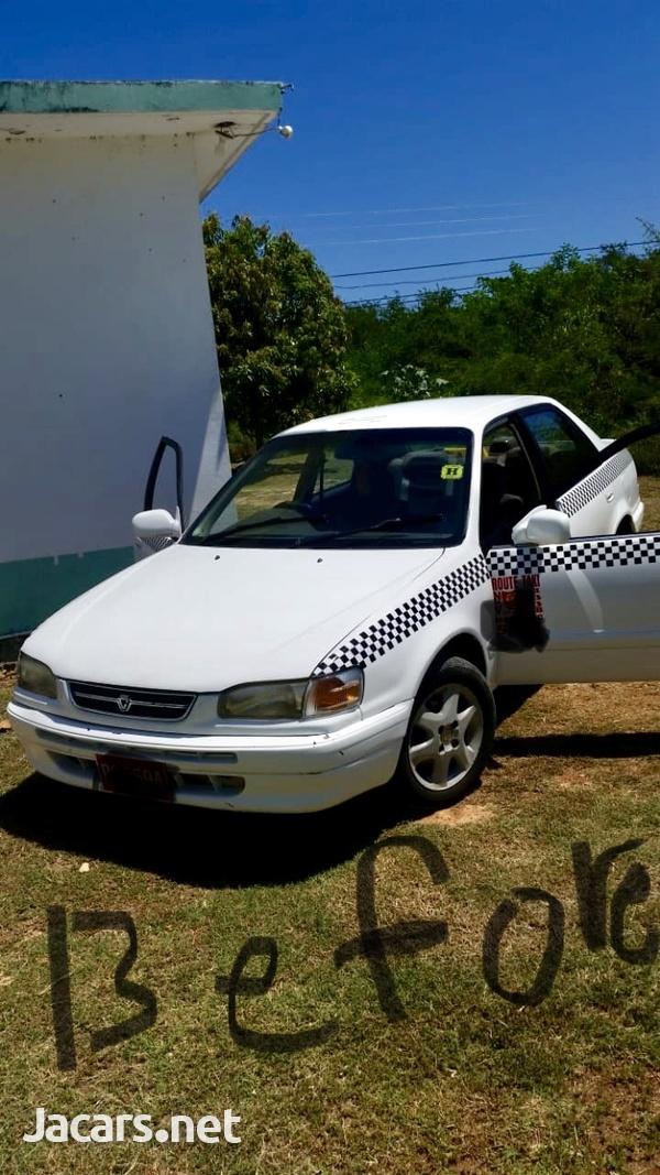 Toyota Corolla 8,0L 1995-1