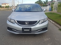Honda Accord 2,5L 2013