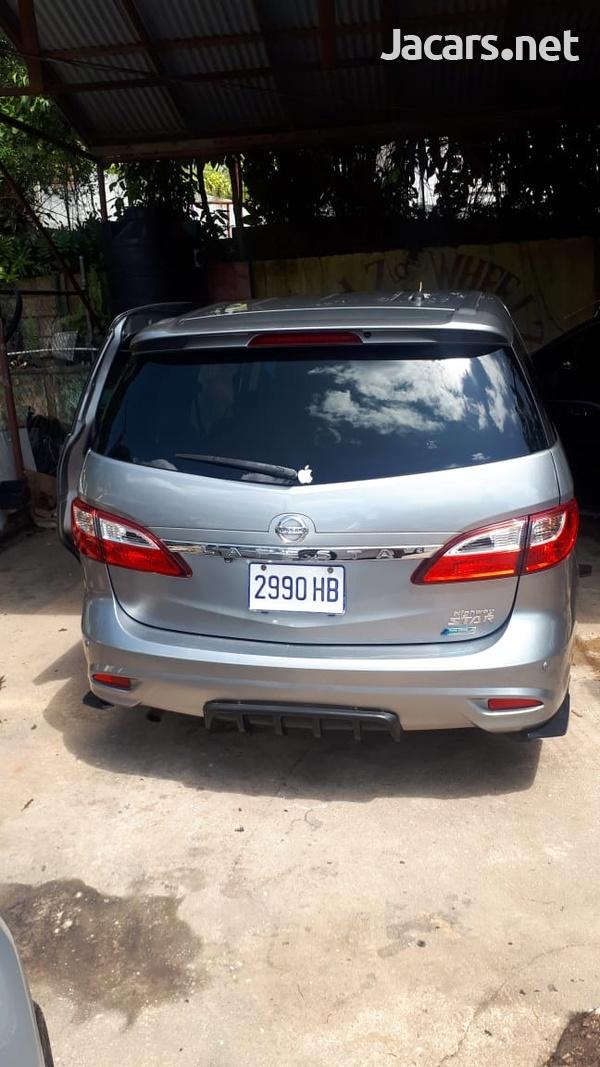 Nissan LaFesta 1,8L 2013-8