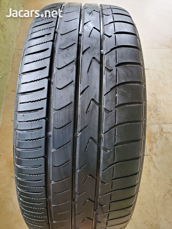 4 Used Original BMW 16 Inch Rims With Tires.-2