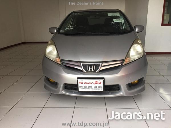 Honda Fit Shuttle 1,5L 2013-2