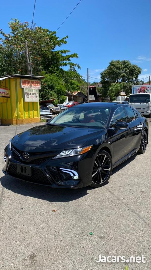 Toyota Camry 3,5L 2019-5