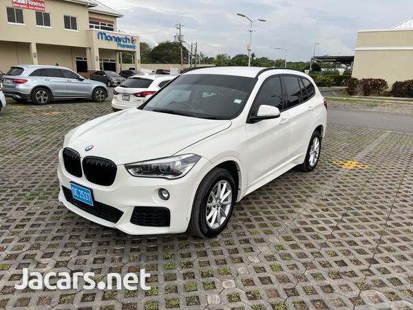 BMW X1 1,5L 2019-1
