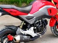 125cc Honda Bike