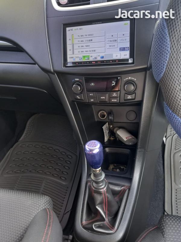 Suzuki Swift 1,6L 2012-7