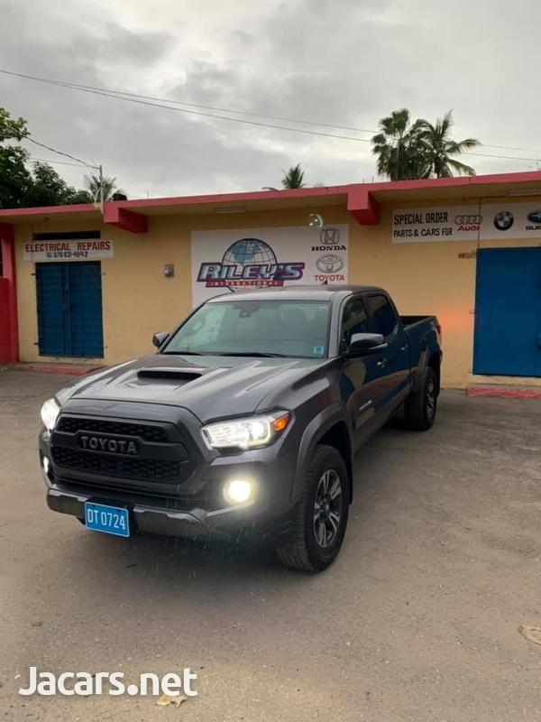 Toyota Tacoma 3,5L 2018-2