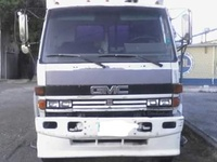 1991 box body truckIsuzu