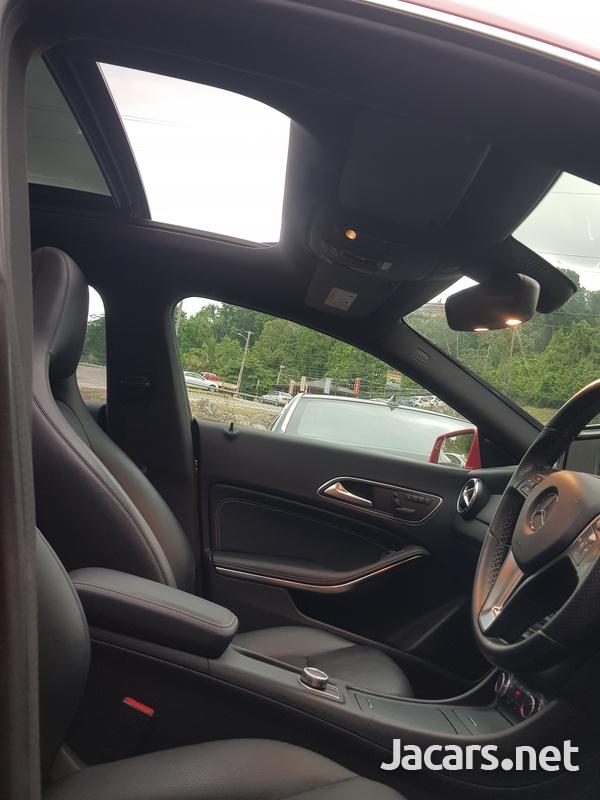 Mercedes-Benz CLA-Class 2,0L 2014-9